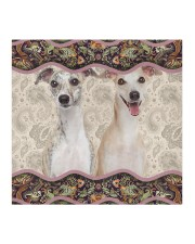 Greyhound Boho Pattern FM Cloth face mask aos-face-mask-coverlet-lifestyle-front-02