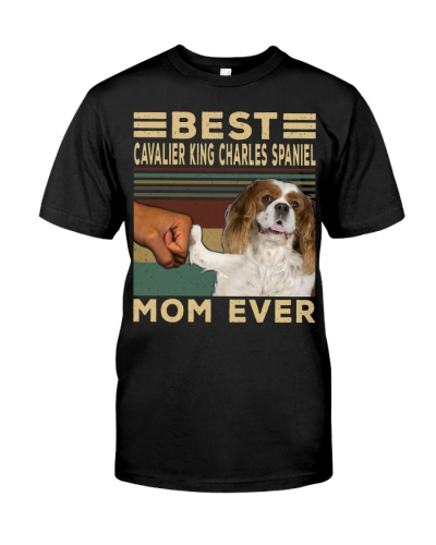Best Cavalier King Charles Spaniel Mom Ever