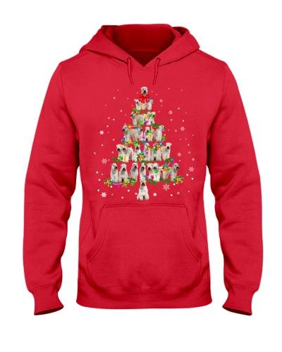 Soft-coated Wheaten Terrier-Christmas Tree