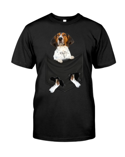 Treeing Walker Coonhound-Pocket