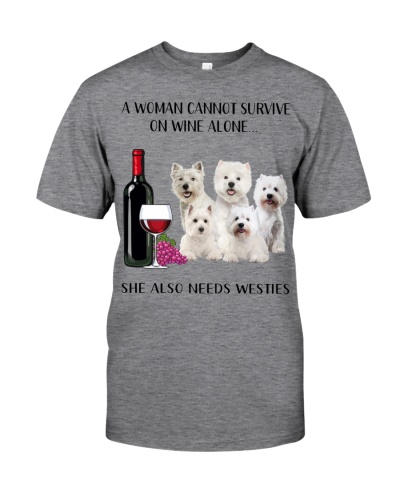 She Also Needs Westies