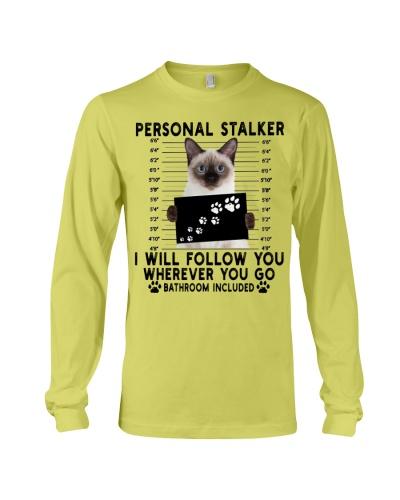 Personal Stalker Thai Cat