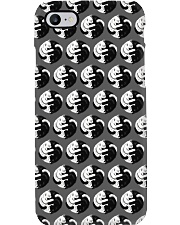 Cat - Yin Yang Phone Case thumbnail