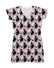 Cat - Yin Yang All-over Dress thumbnail