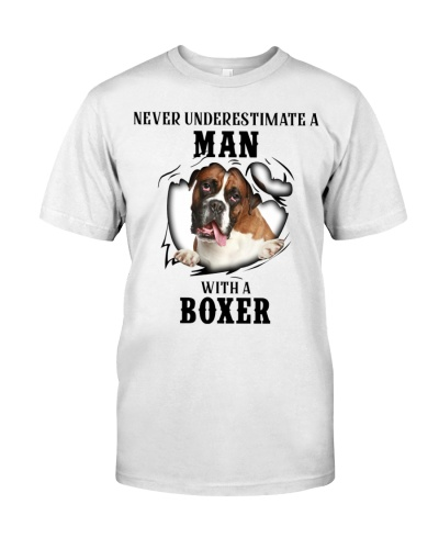Man With A Boxer