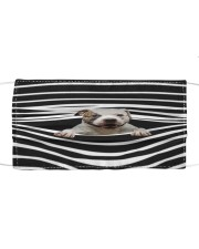 American Bulldog Stripes FM Cloth face mask front