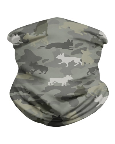 Boston Terrier Camo BDN