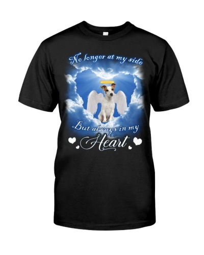 Jack Russell Terrier Always in My Heart