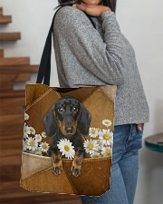 Dachshund-AOT-CS1149 All-over Tote aos-all-over-tote-lifestyle-front-09