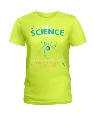I'm A Science Teacher
