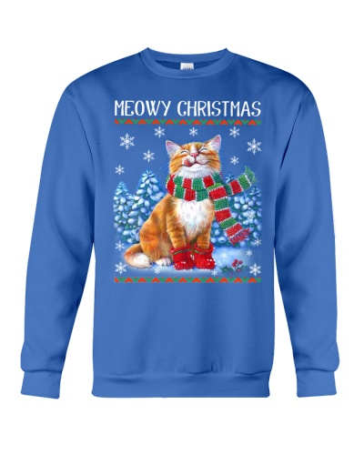 Cat-Meowy Christmas