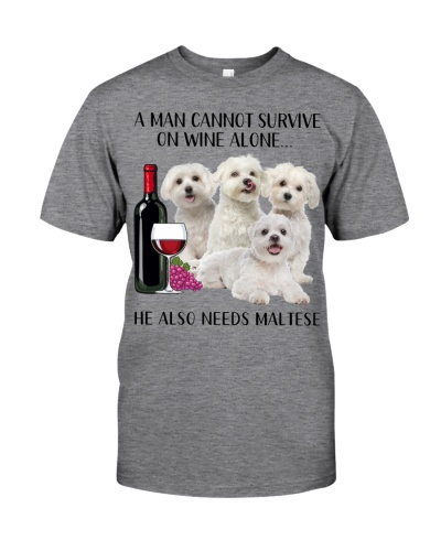 He Also Needs Maltese