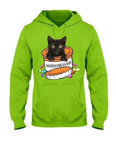 Black Cat Antidepressant