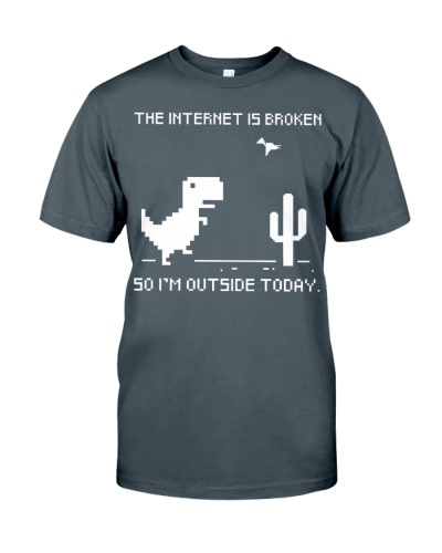 The Internet is Broken