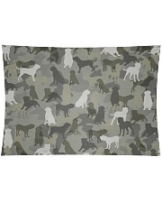 "English Mastiff-camouflage Wall Tapestry - 36"" x 26"" thumbnail"