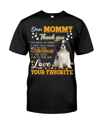Dear Mommy-Cavalier King Charles Spaniel 2