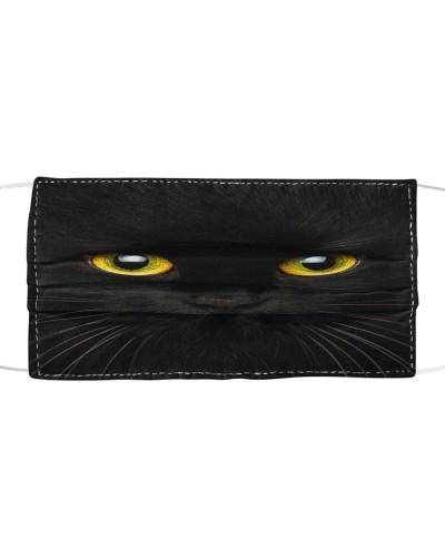 Black Cat Lovely Face