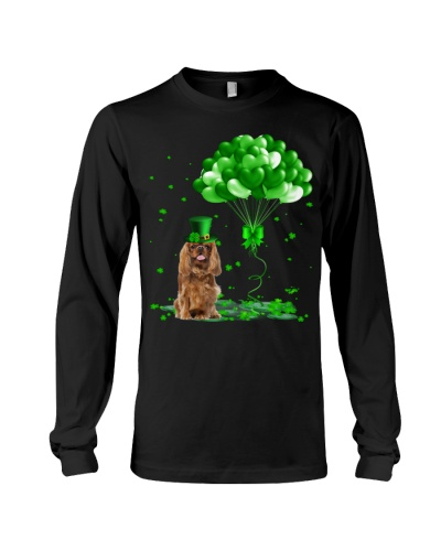 Cavalier King Charles Spaniel-Irish Balloon 3