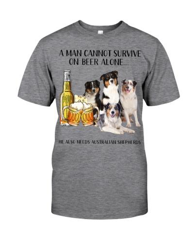 He Also Needs Australian Shepherds And Beer