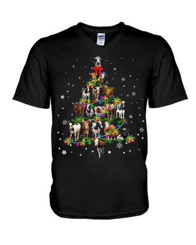 Cow - Christmas Tree