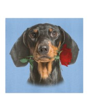 Dachshund Rose FM Cloth face mask aos-face-mask-coverlet-lifestyle-front-02
