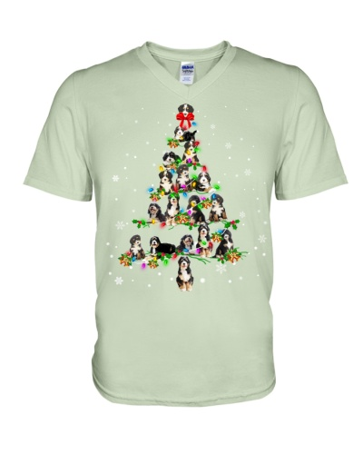 Bernedoodle - Christmas Tree