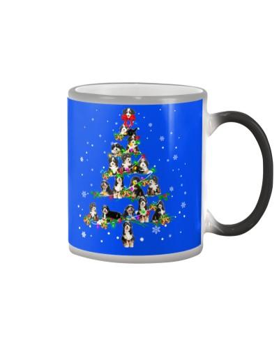 Bernedoodle - Christmas Tree