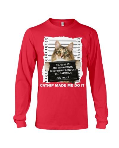Norwegian Forest Cat - Catnip