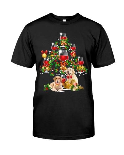 Golden Retriever-Cheer-Christmas