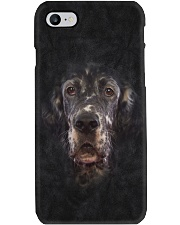 English Setter-Face and Hair Phone Case thumbnail