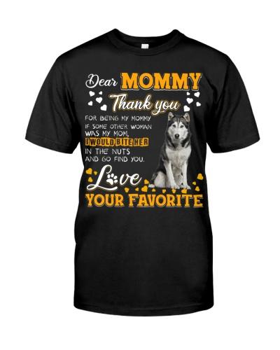 Dear Mommy-Husky 2