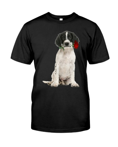 English Springer Spaniel-Rose