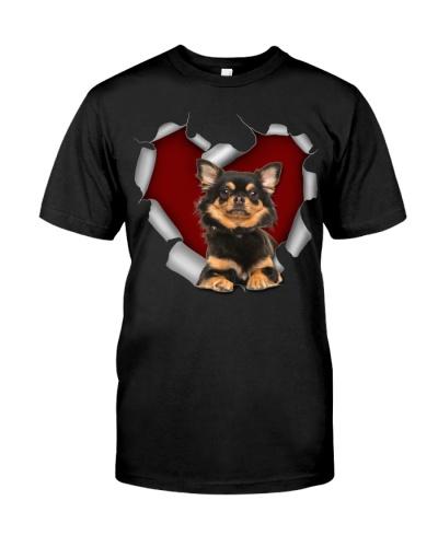 Chihuahua 2 Torn Heart