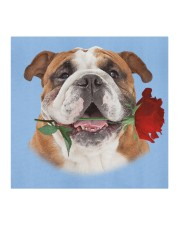 English Bulldog Rose FM Cloth face mask aos-face-mask-coverlet-lifestyle-front-02
