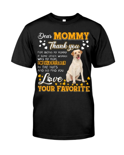 Dear Mommy-Labrador Retriever 2