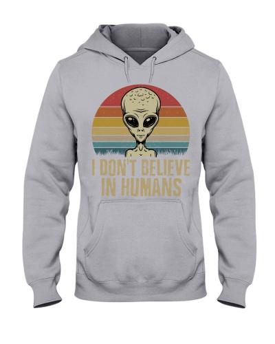 Alien-I Don't Believe In Humans
