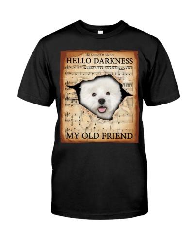 West Highland White Terrier Hello Darkness