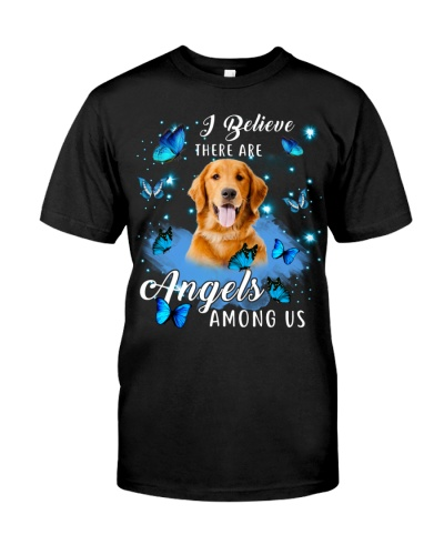 Golden Retriever-Angels Among Us