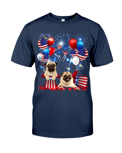 Pug Independence Day