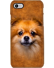 Pomeranian-Face and Hair Phone Case thumbnail
