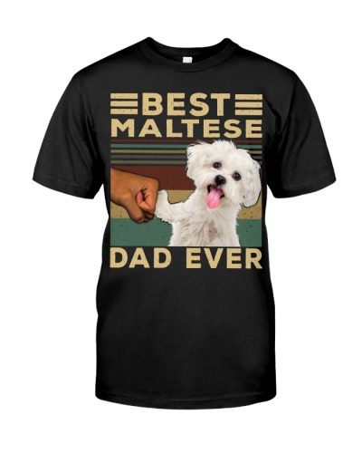 Best Maltese Dad Ever