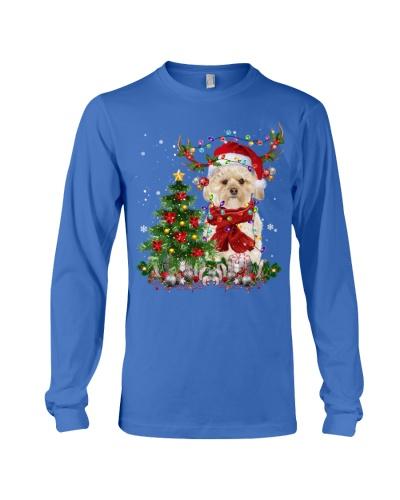 Morkie-Reindeer-Christmas