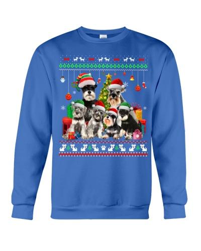 Schnauzers-Christmas Gift