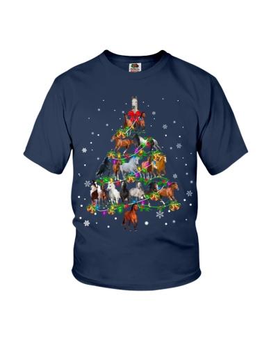 Horse - Christmas Tree