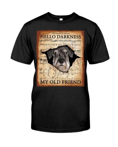 Schnauzer Hello Darkness