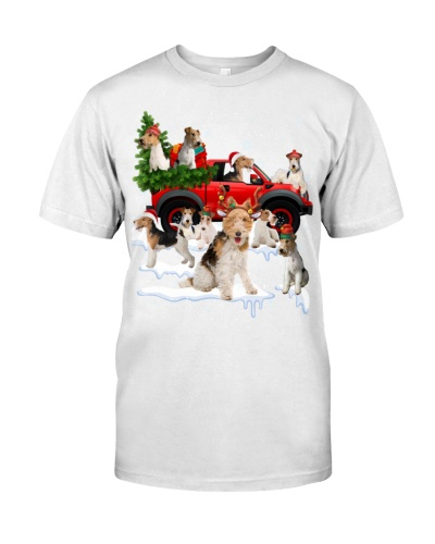 Wire Hair Fox Terrier-xmascar