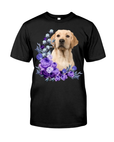 Labrador-Purple Flower Stems
