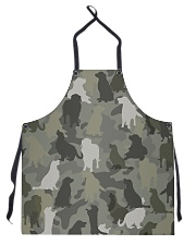Golden Retriever-camouflage Apron thumbnail