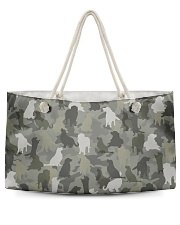 Golden Retriever-camouflage Weekender Tote thumbnail