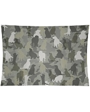 "Golden Retriever-camouflage Wall Tapestry - 36"" x 26"" thumbnail"